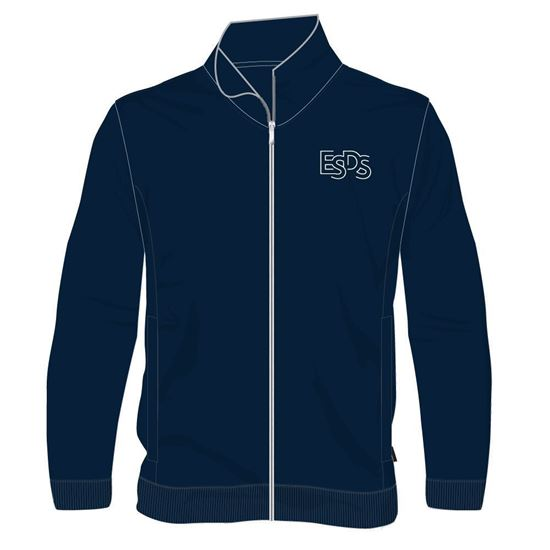 Picture of Long Sleeve Jacket (Navy)